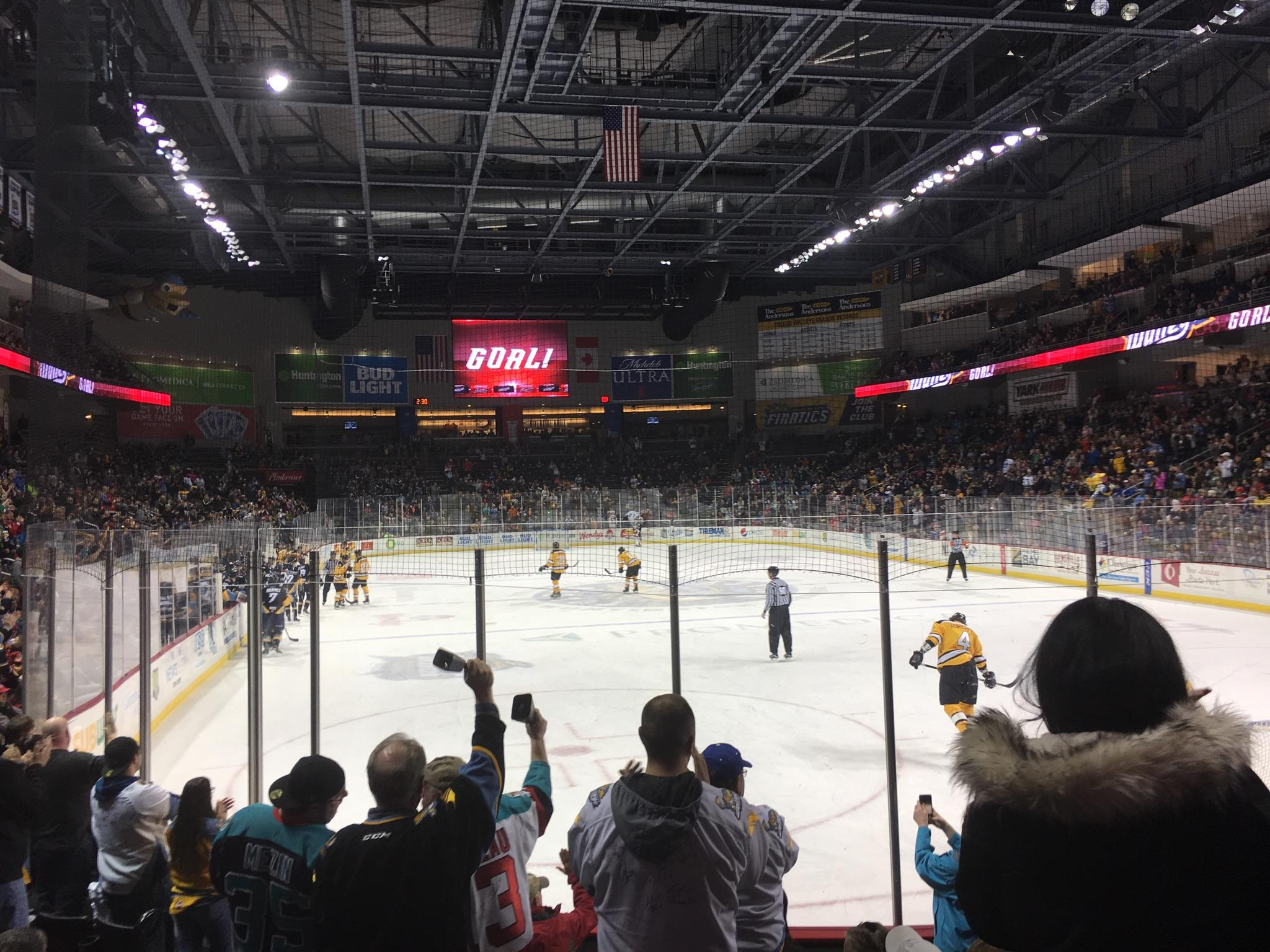 Review: Toledo Walleye Hockey Fun For The Whole Family